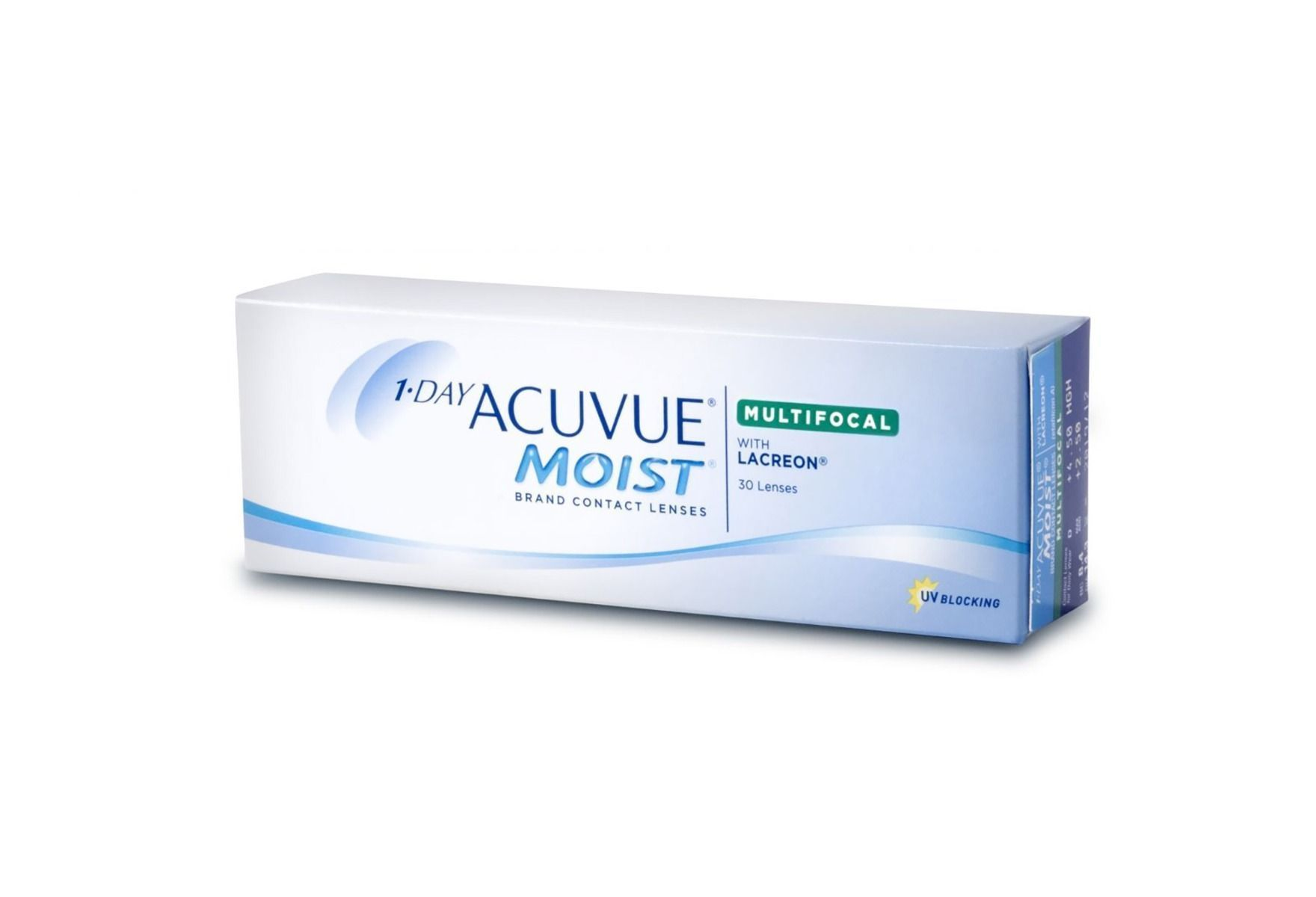 1-DAY ACUVUE MOIST MULTIFOCAL 30 stk