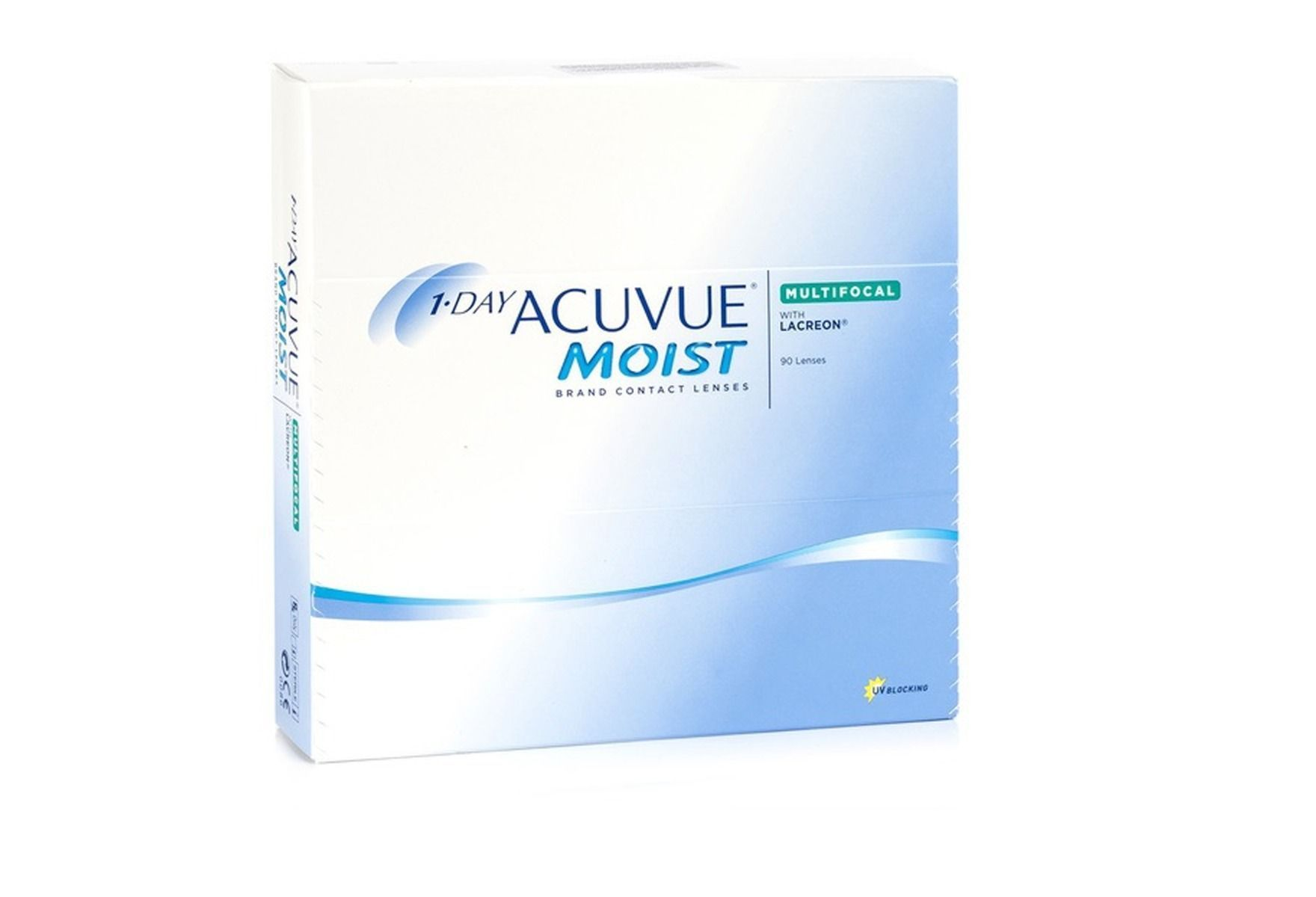 1-DAY ACUVUE MOIST MULTIFOCAL 90 stk