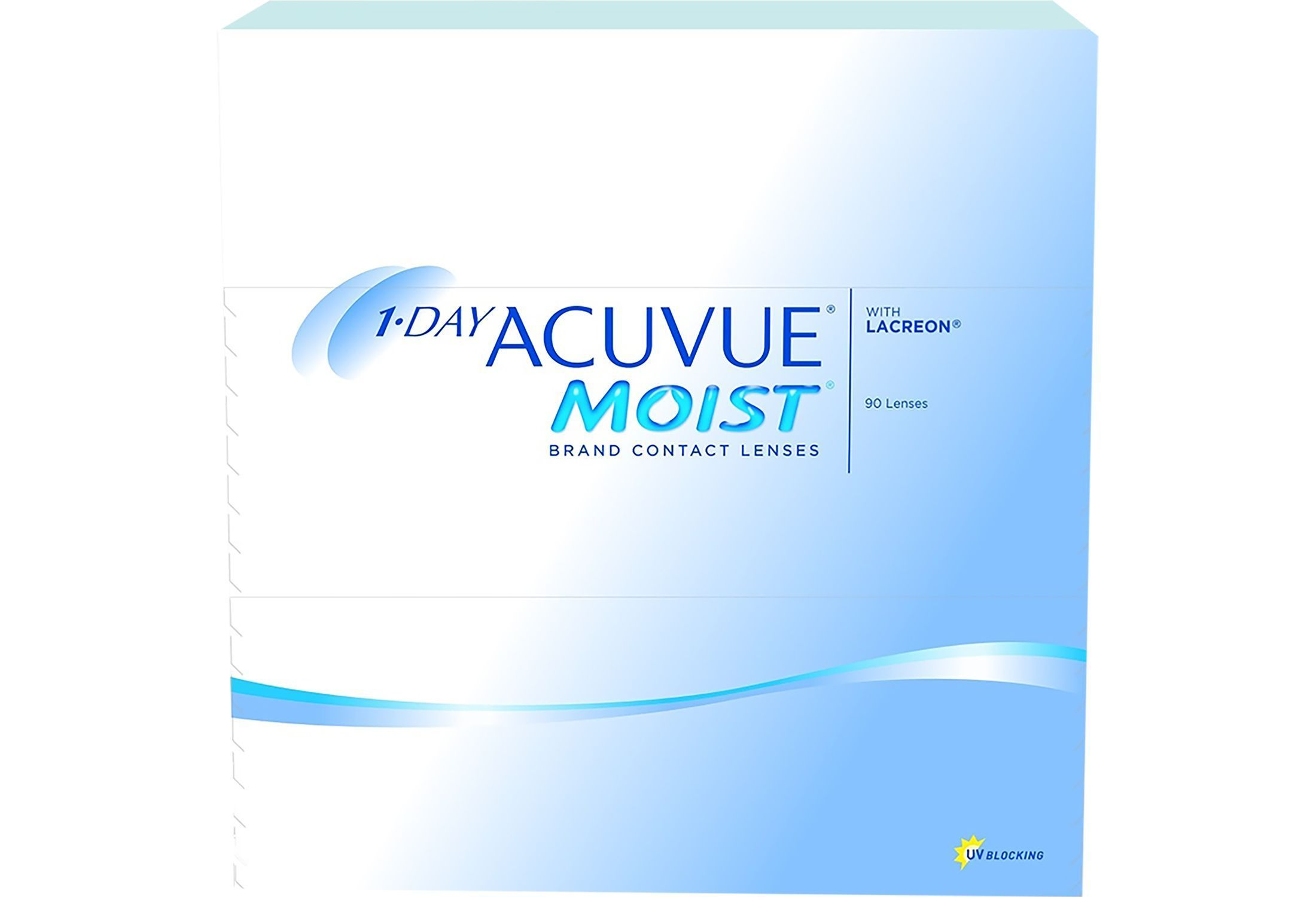 1-DAY ACUVUE 90 stk